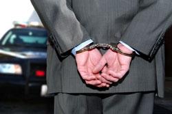 California Bay Area Arrest